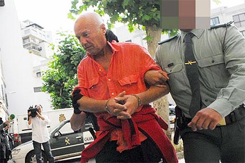 Криминальный авторитет Юрий Саликов