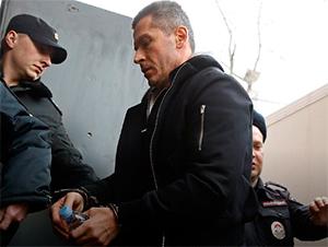 Зиявудин Магомедов доставлен в суд для избрания меры наказания