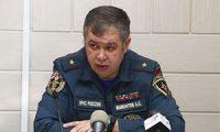 Кузбасский генерал МЧС Мамонтов