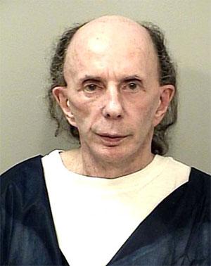 Фил Спектор в тюрьме