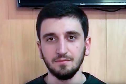 Вор в законе Гига Петриашвили - Профессор