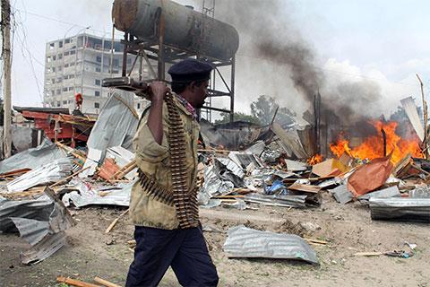 Гражданская война в Сомали