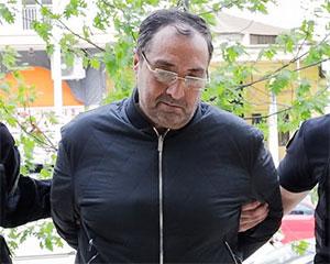 Вор в законе Лаша Шушанашвили - задержание в Салониках 18.04.2018