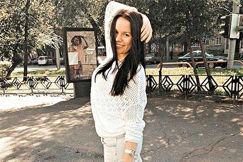Татьяна Зимина