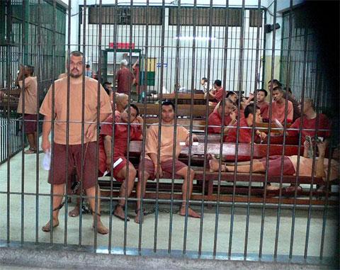 Тюрьма Бангкок Хилтон
