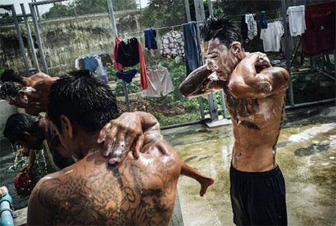 В Тайской тюрьме