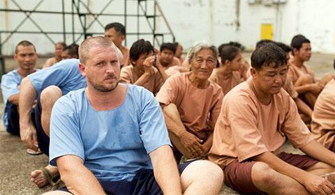Русский в тюрьме Тайланда