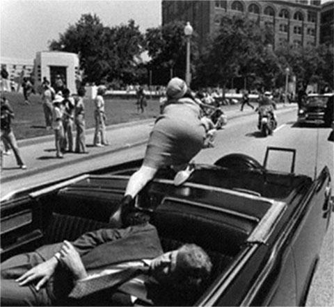 Убийство Джона Кеннеди