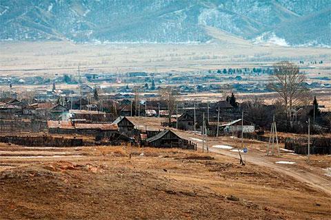 Село Усть-Бюр