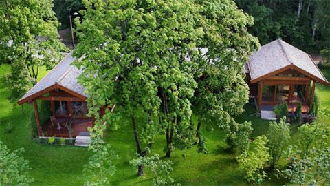 Первый дом Антона Вайно в «Пирогово» от Pagano