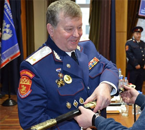 Атаман Иван Миронов
