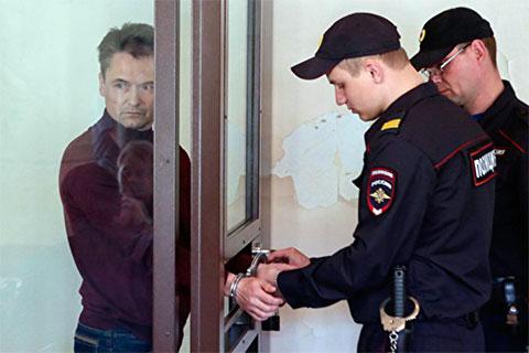 Геннадий Васьков в суде
