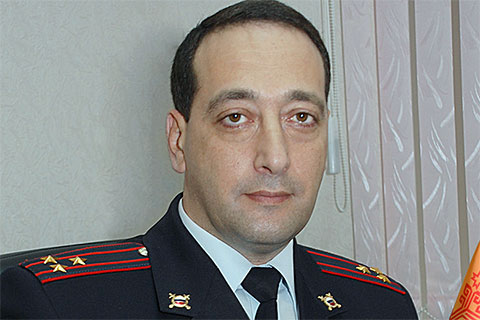 Заместитель министра МВД Чувашии Леонид Вакс
