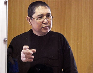 Вор в законе Серик Джаманаев - Серик Голова