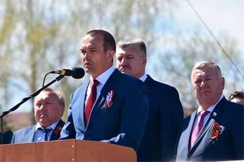 Михаил Игнатьев и Вадим Николаев