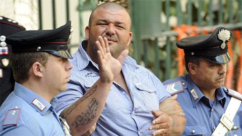 Густаво Артистико - член мафии Каморра