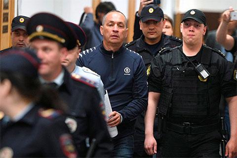 Суд арестовал Александра Шестуна