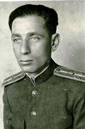 Давид Курлянд - прообраз Гоцмана