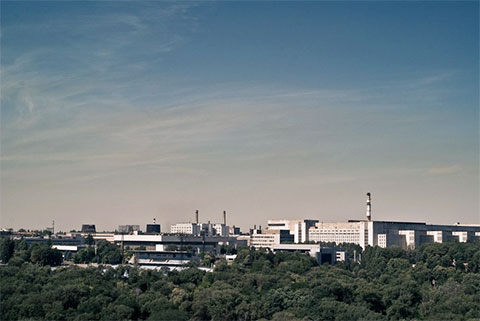Днепропетровск, завод Южмаш