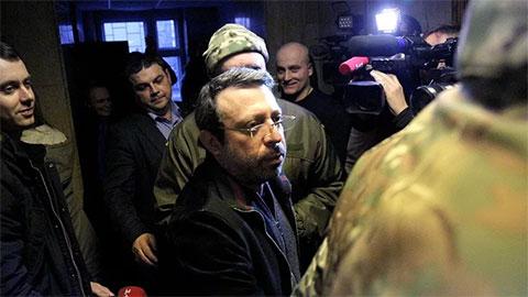 Арест Геннадия Корбана