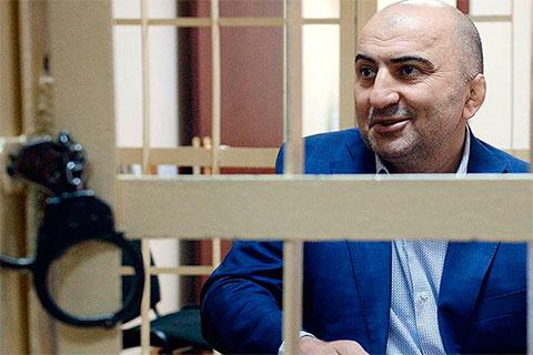 Магомед Хизриев в суде
