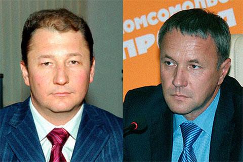 Михаил и Андрей Жижины
