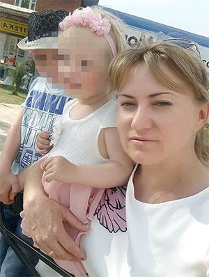 Наталья часто гуляла с детьми по поселку