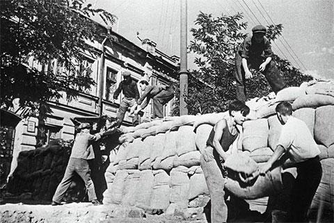 Одесса послевоенных лет