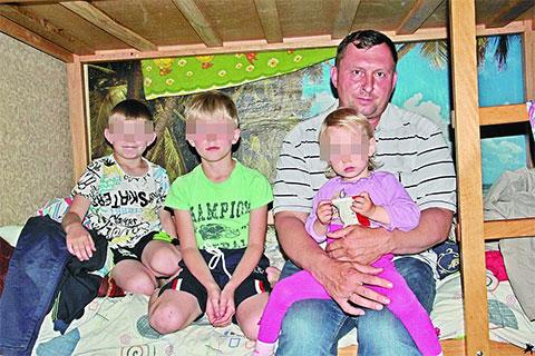 Алексей признается, для своих детей он все сделает