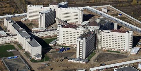 Тюрьма Кресты-2