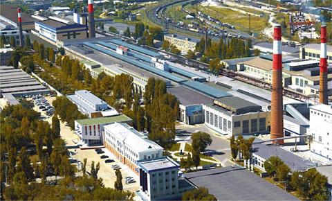 Завод «Саратовстройстекло»