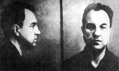Виктор Абакумов в заключении