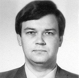 Владимир Левин в 90-е годы
