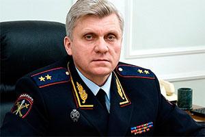 Глава краснодарского главка МВД Владимир Виневский