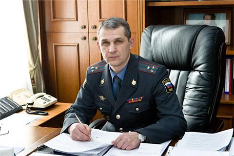 Бывший заместитель начальника ГУ МВД по Краснодарскому краю Юрий Кузнецов