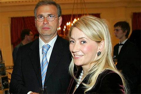 Жанна Булах и Алексей Кузнецов