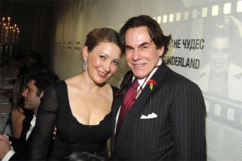 Жанна Булах (слева)