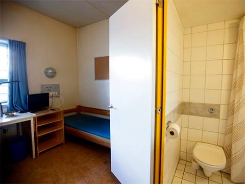 Тюрьма Шиен, Осло, Норвегия