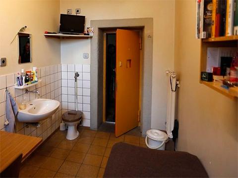 Тюрьма Ландсберга, Ландсберг-на-Лехе, Германия