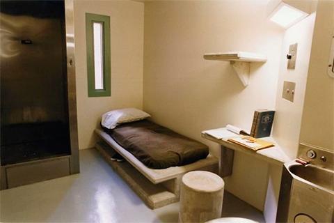 Тюрьма ADX Florence, Колорадо, США