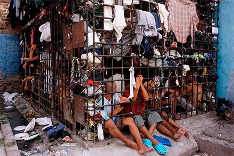 Тюрьма в Сан-Мигель, Сальвадор
