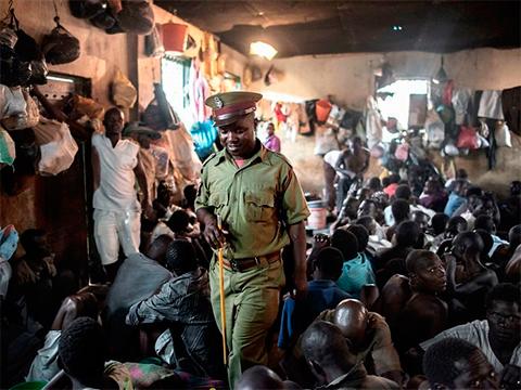 Тюрьма Маула в Лилонгве, Малави