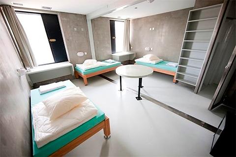 Тюрьма Шамп-Доллон, Женева, Швейцария