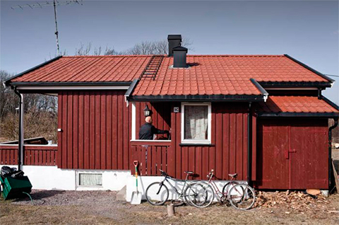 Тюрьма острова Бастей, Хортен, Норвегия