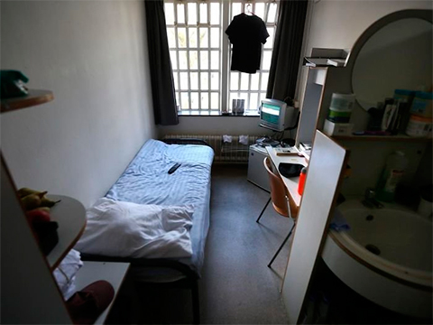 Тюрьма Norgerhaven, Нидерланды