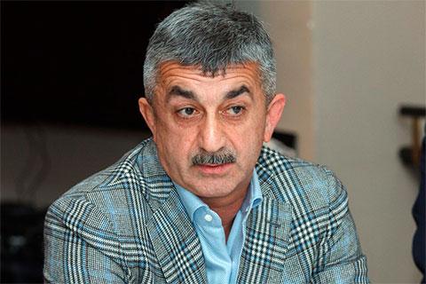 Мусса Экзеков