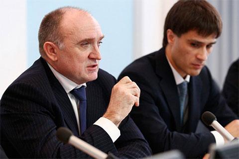 Руслан Гаттаров и Борис Дубровский