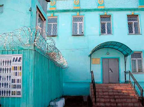 Тулунская тюрьма