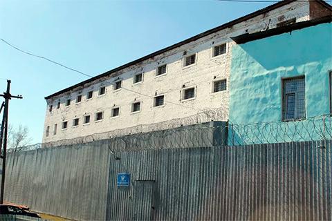 Тюрьма в Тулуне