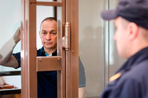 Александр Шестун в суде